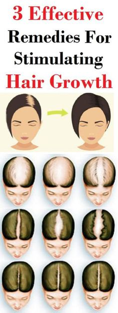 Stimulating Hair Growth