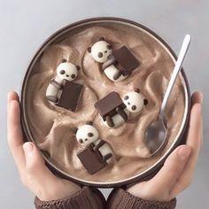 Cute Food, Yummy Food, Kreative Desserts, Cute Baking, Kawaii Dessert, Food Goals, Smoothie Bowl, Smoothies, Aesthetic Food