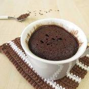 Torta in tazza alla Nutella | Pronta in 2 Minuti - checucino.it