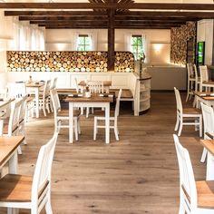 Auch bei schlechtem Wetter gemütlich: Restaurant Klee am Hanslteich | creme wien