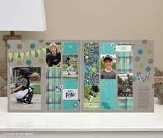 You will love this fun kit.  Instructions, paper Later Sk8er packet, embellishments for 2 complete 2 page layouts, a bonus project, tax and shipping.Cost approx $40   http://chris.ctmh.com  #wotg  #ctmh  #scrapbooking