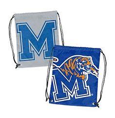 Logobrands NCAA® University of Memphis Tigers Doubleheader Backsack