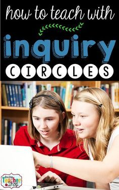 Need some social studies project ideas?  Learn how to make Social Studies more engaging for your students with inquiry circles.  Inquiry circles reinforce social studies standards while teaching the research process. (Grab the free social studies project worksheet)