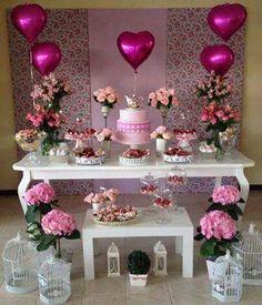 Amor em forma de mesa! Linda!!!