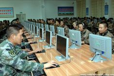 China has the largest army of surveillance and censorship experts in the world.