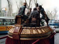 jesus ante anas Las Mercedes, Samurai, Art, Kunst, Samurai Warrior, Art Education, Artworks