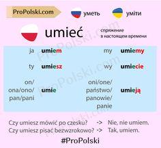 Learn Polish, Polish Language, Poland, Education, Learning, Crochet, Languages, Polish, Studying