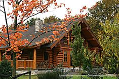 Located in British Columbia, Lake Country Log Homes builds custom handcrafted log homes from Western Red (West Coast Cedar) and Douglas Fir. Mountain Living, Mountain Cabins, Cedar Log, Log Cabin Homes, Western Red Cedar, Cabins And Cottages, Wonders Of The World, Building A House, Beautiful Places