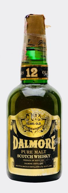 DALMORE 12 YEARS OLD Bot.1970s, Highlands