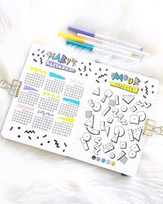 30 Fun & Creative Bullet Journal Mood Tracker Ideas - - Tracking your mood provides valuable information for monitoring your mental health. And it can be fun using these 30 creative bullet journal mood trackers! Bullet Journal Mood Tracker Ideas, Bullet Journal Writing, Bullet Journal Month, Bullet Journal Aesthetic, Bullet Journal Notebook, Bullet Journal Spread, Bullet Journal Inspiration, Bullet Journals, Journal Ideas