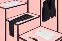 Acneがメンズ・イブニングウエアのカプセルコレクションをメンズECサイト「MR PORTER (ミスター・ポーター)」にて限定販売