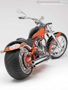 2007 Big Dog Motorcycle model line-up is here on MotorcycleUSA.com