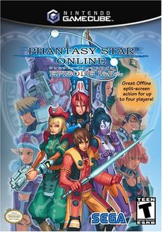 Phantasy Star Online, Episode I & II Plus http://www.cheapgamesshop.com/phantasy-star-online-episode-i-ii-plus-2/