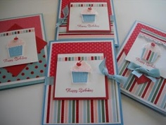 PENNY TOKENS STAMPIN SPOT: How Do You Like Your Cupcakes