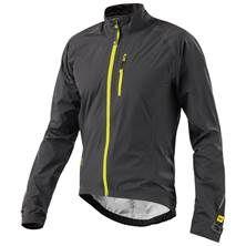 Mavic Sprint H20 Jacket Black/Fluorescent Yellow