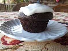 Old Fashioned #Chocolate #Cupcakes recipe