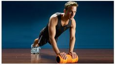 Workout with Foam Roller