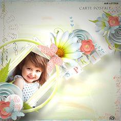 """Page réalisée avec le nouveau kit de Fanette Designs """"Love Blooms Here"""" (RAK Maria Gvedashvili) : http://www.pickleberrypop.com/shop/manufacturers.php?manufacturerid=148 http://www.digitalscrapbookingstudio.com/store/index.php?main_page=index&cPath=13_589"""