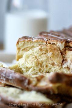 Apfel und Zimt - Pull-Apart-Bread - kaum gebacken, schon weg!!!!