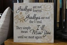 12 x 12 Tan Tile with Black Vinyl Lettering by SignandGiftGallery, $22.95
