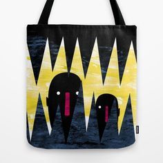 Outside Tote Bag by Inmyfantasia