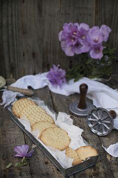 Galletas de mantequilla francesas. Receta. To be Gourmet | Recetas de cocina, gastronomía y restaurantes.