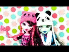 ▶ How to Make a Doll Kawaii & Beanie Hat - YouTube
