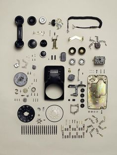 Todd McLellan : Disassembly
