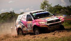 3° Etapa del #Dakar para Alicia Reina!