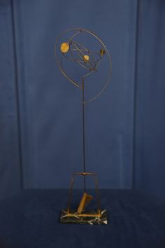 George Rickey Kinetic Sculpture, ca. 1958 | Antiques Roadshow | PBS