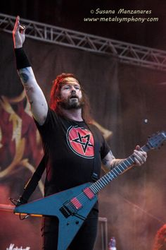 EXODUS - Resurrection Fest'13: 2 de Agosto'13 – Viveiro (Galicia) | Metal Symphony Heavy Metal Music, Heavy Metal Bands, Rock N Roll Music, Rock And Roll, New Bands, Rock Bands, Gary Holt, Autos Ford, Kerry King