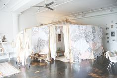 a girls dream cubby-house