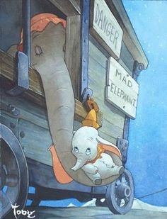 Dumbo (one of the most tear-jerkingly sad moments in film history)