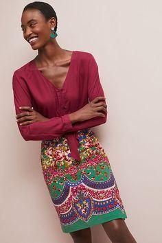 b430034548 Sheffield Textured Pencil Skirt. Anthropologie