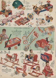 1957 Sears Christmas Catalogue