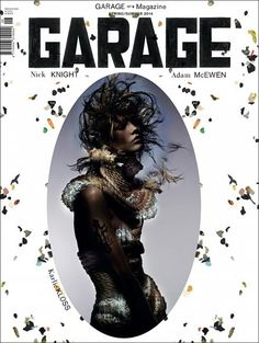 """New cover Garage magazine  Mission statement Garage: """"The Garage Center for Contemporary Culture was founded in 2007, in an abandoned Constructivist garage in Moscow, in the hope that it would become a catalyst for Russia's emerging art scene. Since opening we have held 36 exhibitions, 26 international and 10 Russian. We have exhibited established and respected artists such as Antony Gormley, Mark Rothko, Ilya Kabakov and James Turrell, alongside hundreds more.  Garage is run by ..."""
