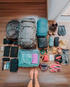 11 Months Backpacking South America – What I Packed – south america destinations Camping And Hiking, Camping Life, Hiking Gear, Hiking Boots, Backpacking Tips, Backpacking Pictures, Bushcraft Camping, Ultralight Backpacking, Camping Survival