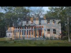 ▶ Maine Real Estate - Enduring Oaks, 43 Jones Point Road, South Bristol  l Sothebys Intl Realty