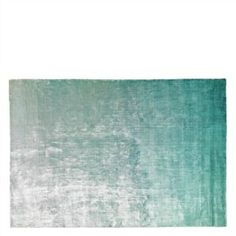 Eberson Aqua Rug | Designers Guild