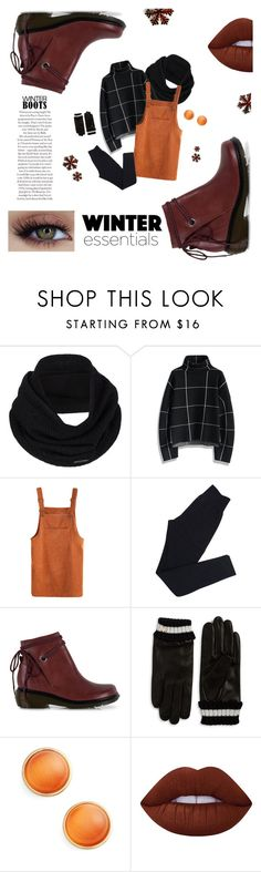 """""""shanie"""" by ratuask ❤ liked on Polyvore featuring prAna, Chicwish, Wolford, Dr. Martens, Kate Spade and Lime Crime"""