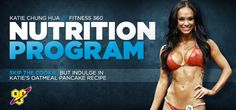 Bodybuilding.com - Fitness 360: Nutrition Program - Katie Chung Hua, Built For The Beach