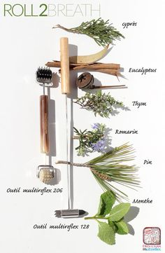 Cypress, eucalyptus, thyme, rosemary, pine and mint were my secrets to fight the flu of these last days: in infusion and inhalations. Without releasing my multireflex tools, of course!