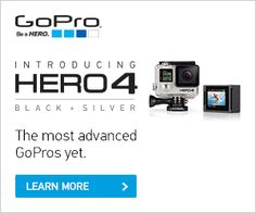 My article about the new GoPro HERO4 Session. #GoPro #BradWiegmannOutdoors