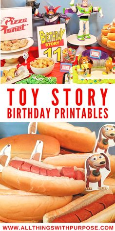 Toy Story 4 Party Theme and Free Printable Party Pack Toy Story 4 Party Theme u. - Toy Story 4 Party Theme and Free Printable Party Pack Toy Story 4 Party Theme und kostenloses druc - 2 Birthday, 2nd Birthday Party Themes, Disney Birthday, Boy Birthday Parties, Birthday Decorations, Disney Themed Party, 5th Birthday Ideas For Boys, 3rd Birthday Party For Boy, Toy Story Decorations