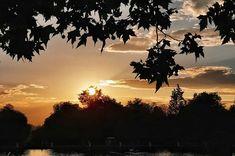 Retiro.... #sunset