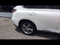 2015 Lexus RX 350 Jacksonville St Augustine Ponte Vedra Palm Valley Fernandina Beach FL PJ1051