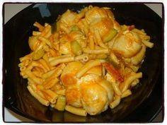 Paupiettes de dinde aux macaronis (cookéo)