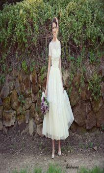 Perfect dress for a garden wedding