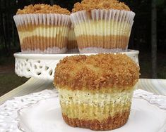 Best of Long Island and Central Florida: Lemon Cheesecake Zucchini Muffins