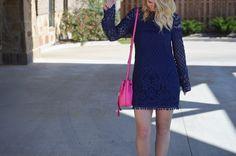 Bridal shower attire on Adore More with Geor- a fashion & lifestyle blog by Geordian Garrett